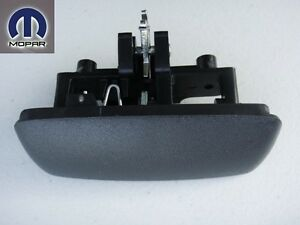 Dodge Durango 1998 2000 Dakota 1997 2000 Glove Box Latch Ssy Black Color
