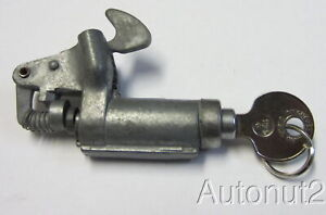 1949 Mercury Glove Box Lock With Key Original Clean Used