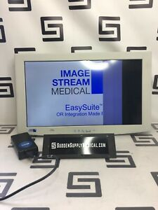 Storz Nds Image Stream 26 Hd Wide View Radiance Monitor Sc wu26 a1511 Endoskope