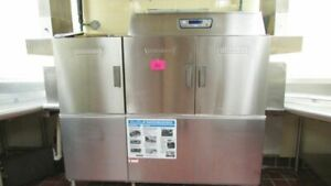 Hobart Clps66e Commercial Dishwasher 40 000 New Low Usage Nice Gov Surplus