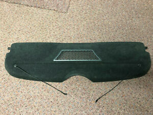 02 06 Mini Cooper S R53 Trunk Rear Cargo Tray Cover Shelf 51467111559