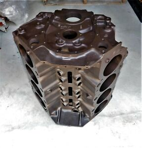 Real Crv 1970 Chevelle Ss Ls6 454 450hp 3963512 Engine Block T0616crv 030
