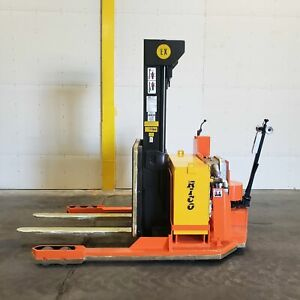 2006 Rico Hlw ex 60 6000 Lb Capacity Explosion Proof Walkie Stacker 83 129