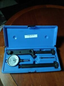 Central Tools No 6432 Cummins Diesel Injecton Timing Gauge Set In Box