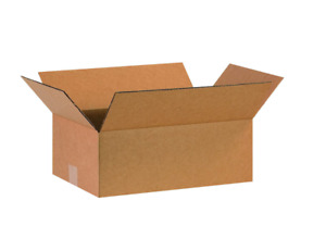 25 16x10x6 Cardboard Paper Boxes Mailing Packing Shipping Box Corrugated Carton