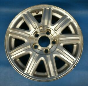 Chrysler Town And Country 2004 2007 Oem Wheel 16x6 5 Rim 16 Machined