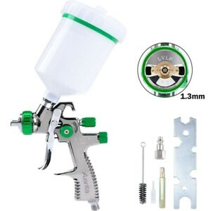 Auarita L898 Lvlp Gravity Feed Air Spray Gun 1 3 Paint Sprayer Airbrush Painting