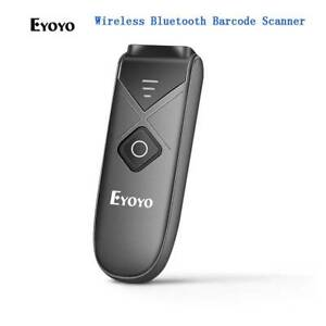 Eyoyo Bluetooth Barcode Scanner 1d 2d Qr Code For Ipad Iphone Android Tablets