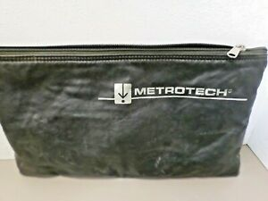 Metrotech Underground Locator Products Storage Bag Used