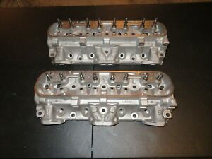 1968 Pontiac Gto 400 Ho High Output Performance Heads Gto 16