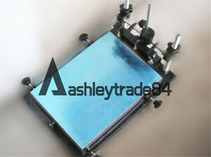 Manual Solder Paste Printer New Printing Pcb Smt Stencil Printer 600x450mm