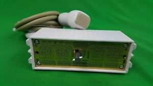 Siemens Acuson 3v2c Pinless Ultrasound Transducer Probe For Parts