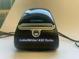Dymo Labelwriter 450 Turbo Thermal Label barcode Printer Excellent Condition