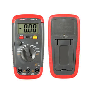 Uyigao Ua6013l Digital Lcd Capacitor Capacitance Meter Tester Date Hold Q0h9