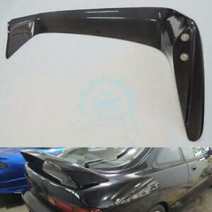 For Honda Acura Integra Dc2 Type r 94 01 Rear Wing Trunk Spoiler Carbon Fiber C