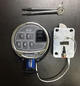 Biometric Fingerprint Keypad Digital Safe Lock For Gun Safe Vault Build Your Own