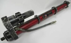 Tnt Rescue R 60 Hydraulic Ram Tool Firefighter Rescue Tool Untested