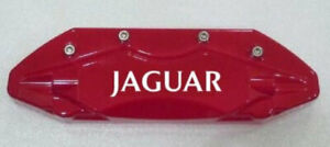Fits Set Of 4 Jaguar Brake Caliper High Temp Vinyl Decal Sticker