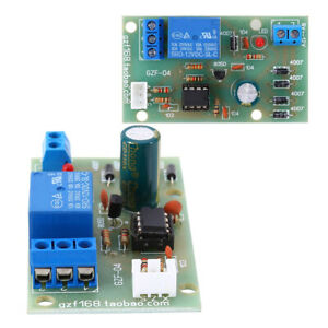 12v Liquid Level Controller Water Level Detection Board Switch Relay Module
