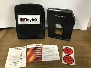 Raytek Non Contact Infrared Thermometer Rayrpm50l3u Vintage Pm Plus