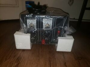 R s r Ac dc Variable Power Supply