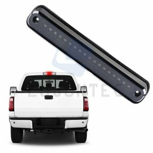For 88 98 Chevy Gmc C K C10 Silverado Sierra Black Housing 3rd Third Brake Light