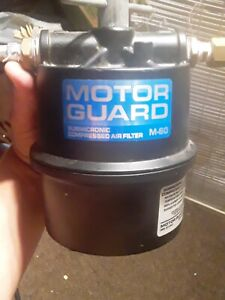 Motor Guard Sub Micronic Compressed Air Filter M 60 For Paint Spray Gun Machine