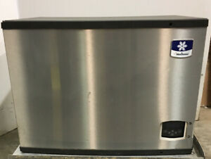 Manitowoc Indigo Series Ice Machine Iy0694 261x save Money Ready To Ship