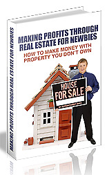 Making Profits Through Real Estate For Newbies Ebook Just 0 99