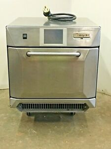 Merrychef E4s Eikon Air Impingement Microwave Speed Oven Quiet Operation We Ship