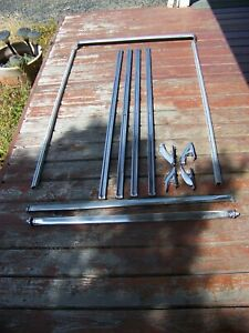 1970 s Ford Galaxie Mercury Colony Park Station Wagon Roof Rack Oem