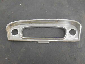 Ford 1965 1966 1967 Ford Truck Instrument Cluster Bezel F100 F250
