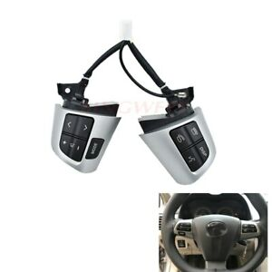 Steering Wheel Audio Control Switch Button For Toyota Corolla 10 13 84250 02230