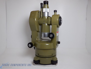 Kern Swiss Dkm2 a Theodolite With Carrying Case