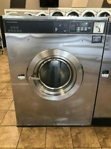 Speed Queen Sc80 80 Pound Coin Operated Commercial Front Load Washer