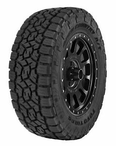Toyo Open Country A t Iii Lt265 70r17 121 118s E