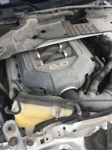 11 12 13 14 Ford Mustang Coyote Engine 5 0 With Automatic Transmission Swap