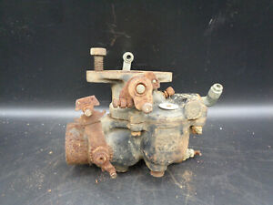 Antique Zenith Carburetor Ford Model A Sa