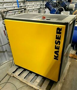 Excellent Condition Kaeser Td61 Cycling Refrigerated Compressed Air Dryer