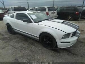 Passenger Front Seat Bucket 1st Digit Of Trim Id J Fits 05 07 Mustang 270944