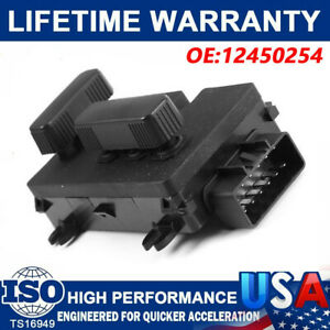 Front Right Passenger 8 Way Power Seat Control Switch For Chevy Gmc Cadillac