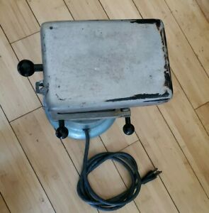 Omnivac Dental Lab Vacuum Former For Mouth Guard Thermoforming 115v