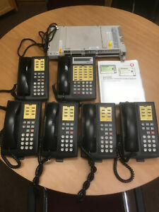 Lucent Partner Acs Phone System 1 Display 5 Non display Voice Messaging
