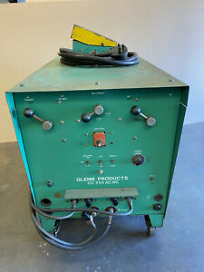 250 Amp Glenn Products Ac dc Tig Welder