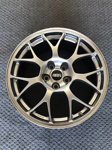 08 15 Mitsubishi Evolution Evo X Mr Oem Bbs Wheel Rim 5x114 3 18x8 5 38 Stock 4