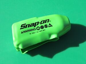 New Snap On Green Mg325 Mg 3 8 Impact Air Wrench Gun Boot Protective Cover