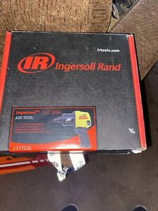 1 2 Drive Impact Wrench Street Legal thunder Gun Ingersoll rand Ir 232tgsl
