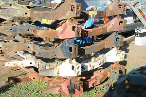Triumph Spitfire Body Frame Chassis