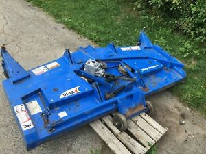 New Holland 914a 72 Belly Mower Side Discharge
