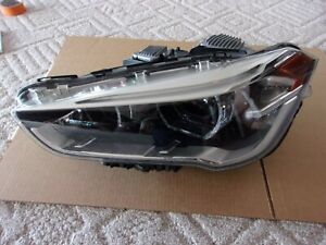 Oem 16 17 18 19 2016 2017 2018 2019 Bmw X1 F48 Headlight Led Complete 7472223 01